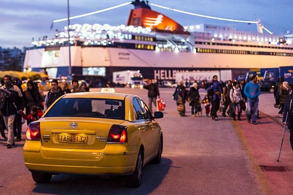 Piraeus Taxi